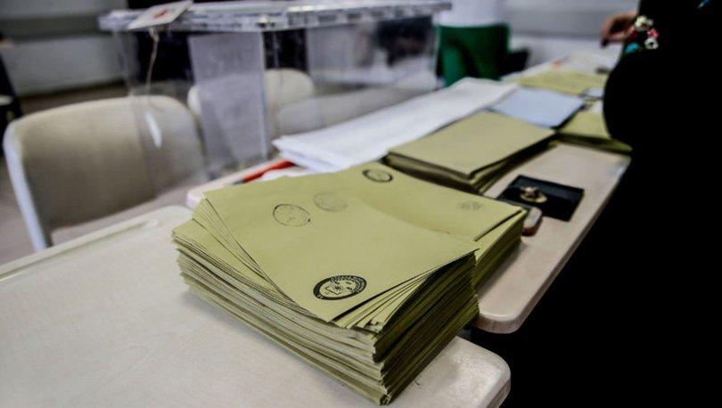 İstanbul ilçeleri yerel seçim sonuçları