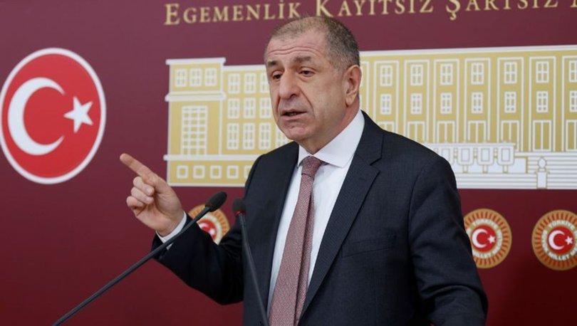 İYİ Parti'li Ümit Özdağ istifa etti!