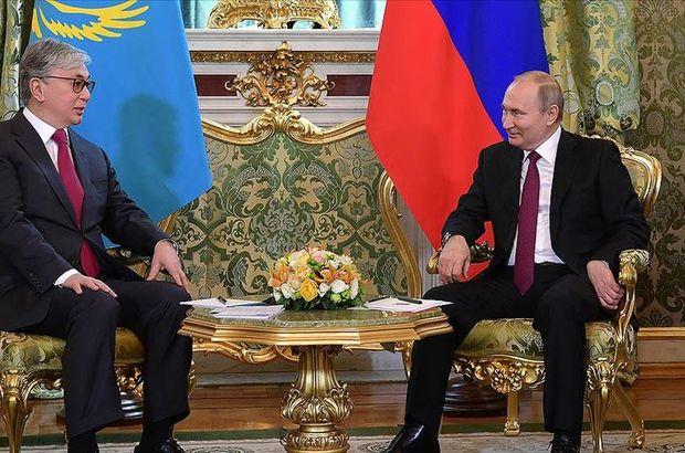 Putin ve Tokayev Astana sürecini görüştü