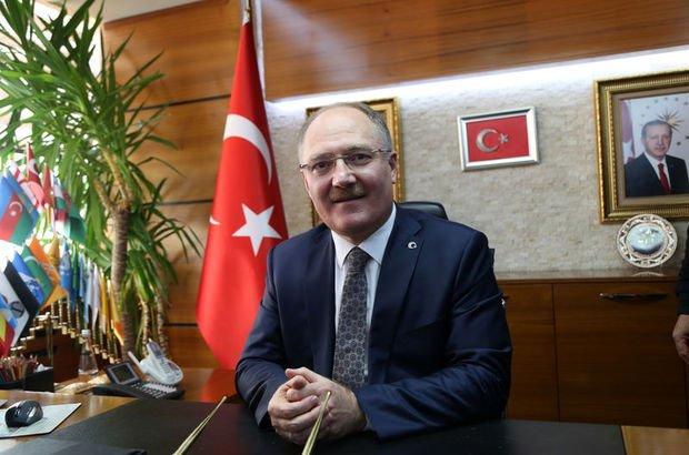 Sivas Belediye Başkanı Bilgin mazbatasını aldı