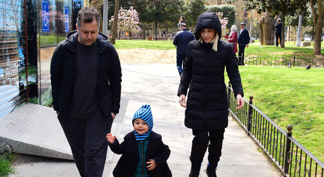 Gülşen'in oğlu Azur Benan kurye oldu - Magazin haberleri