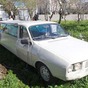 1978 MODEL OTOMOBİLİ İKİYE BÖLÜP...