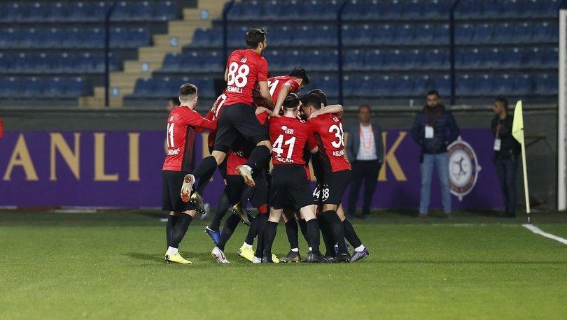 Osmanlıspor - Eskişehirspor