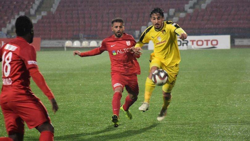 Balıkesirspor Baltok: 1 - İstanbulspor: 5