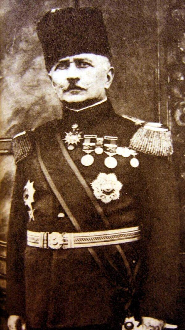 Medine Müdafîi Fahreddin Paşa.