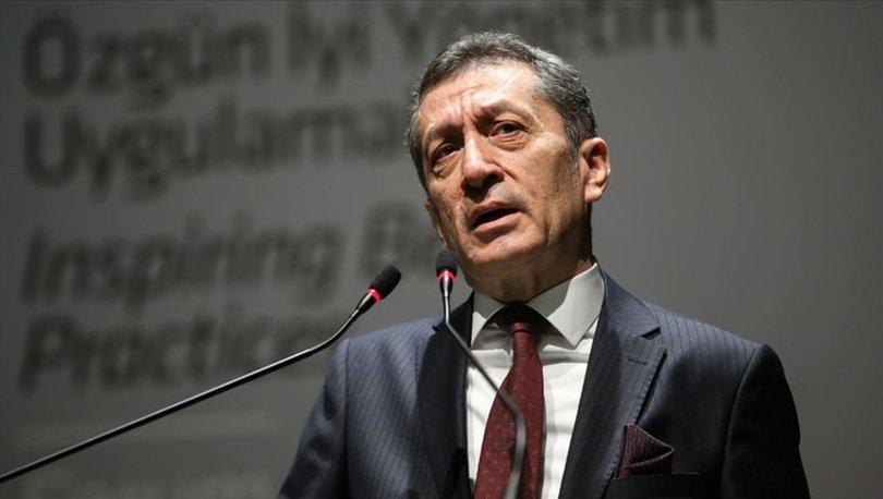 Milli Eğitim Bakanı Selçuk: Eğitim çocukları şimdiye uyandırmaktır