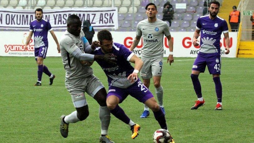 Afjet Afyonspor: 0 - Adana Demirspor: 2 | MAÇ SONUCU