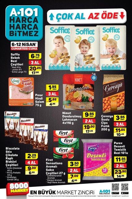 A101 6 12 Nisan Aktüel ürünler Kataloğu Bu Hafta A101de Hangi