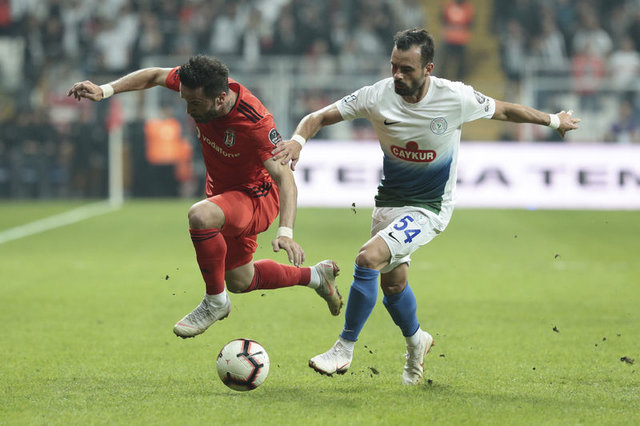 Çaykur Rizespor Beşiktaş maçı saat kaçta hangi kanalda