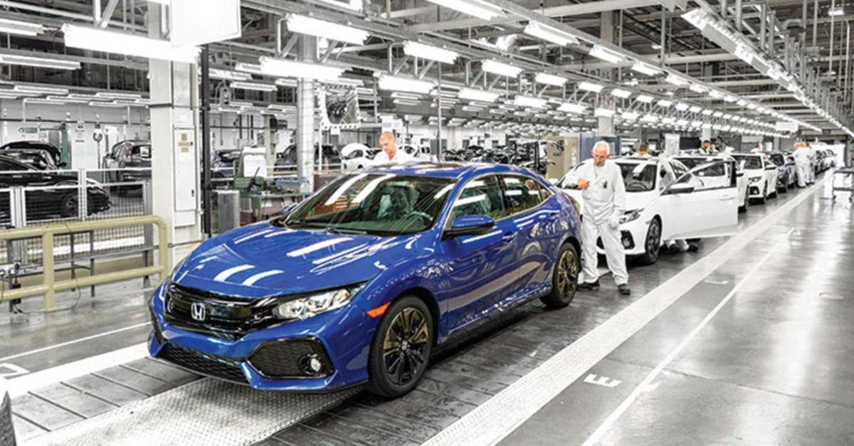 Honda Türkiye'de üretime devam etmeme kararı aldı