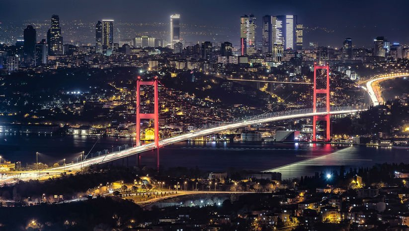 İşte üç büyük şehrin en gözde lokasyonları