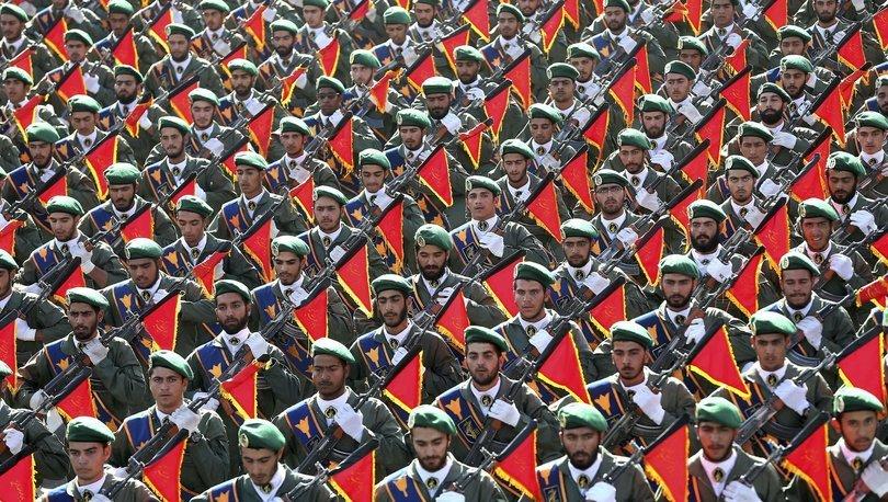 ABD, İran Devrim Muhafızları'nı terör örgütü ilan etti!
