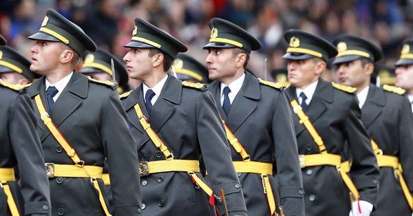 İşte Jandarma ve Sahil Güvenlik komutanlıklarına subay alımı şartları