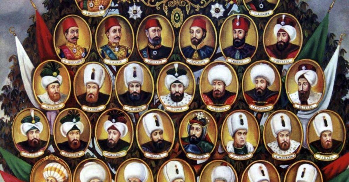 Osmanlı padişahları kimler? Osmanlı padişahları nasıl öldü? | Gündem  Haberleri