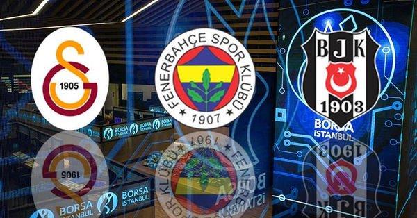 Üç büyüklerden sadece Galatasaray kâr açıkladı