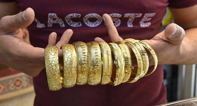 Altın fiyatları SON DAKİKA! Çeyrek altın gram altın fiyatı yükseldi! 11 Nisan canlı altın fiyatları