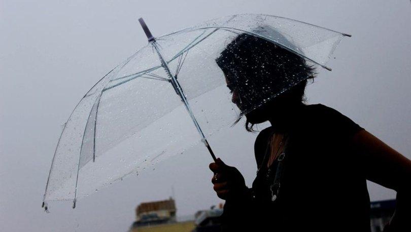 SON DAKİKA UYARISI! Meteoroloji'den Marmara ve Ege için kuvvetli sağanak yağış tahmini