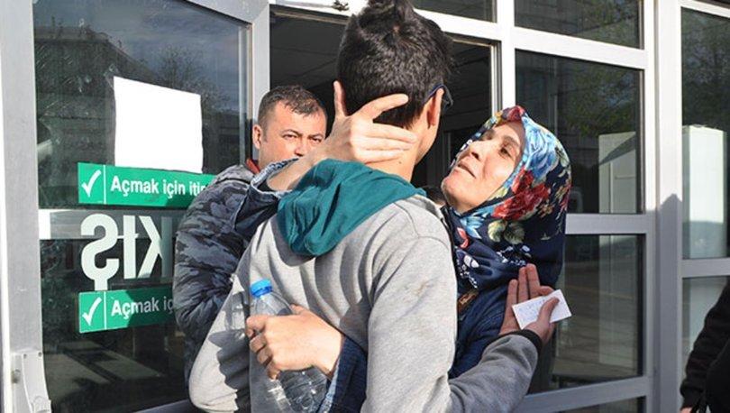 Okul yöneticilerini darbeden 3 kişiden anneye tutuklama ile ilgili görsel sonucu