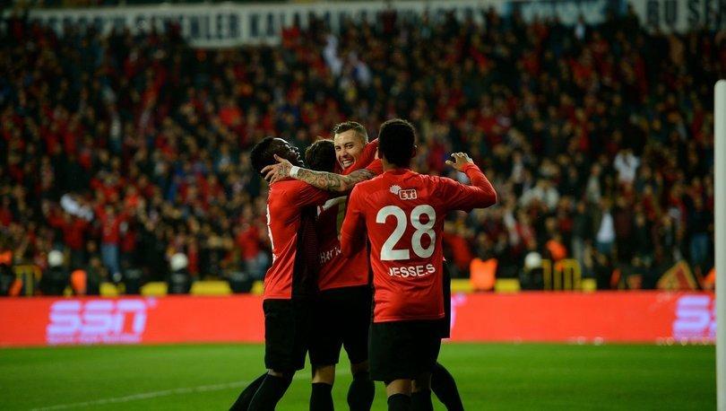 Eskişehirspor: 3 - Birevim Elazığspor: 1 | MAÇ SONUCU