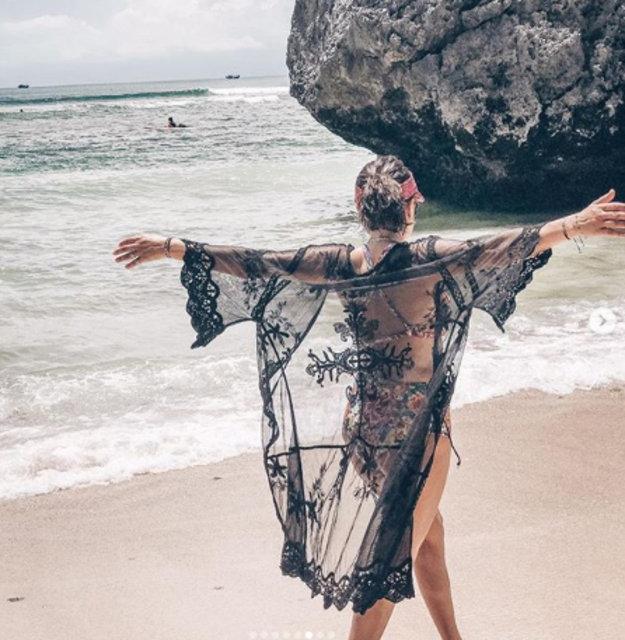 Asuman Dabak deniz sezonunu açtı - Magazin haberleri