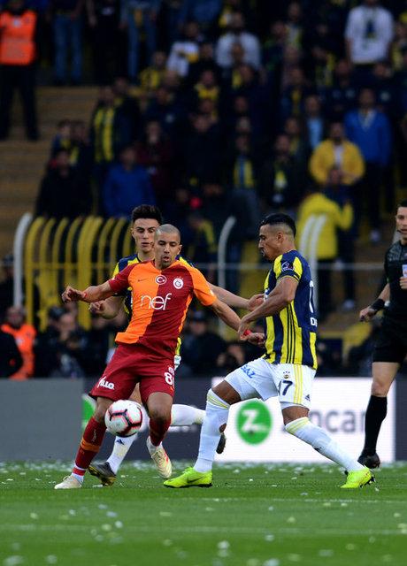 Rıdvan Dilmen'den Fenerbahçe - Galatasaray maçı yorumu