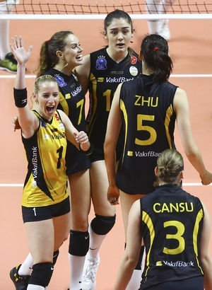 Fenerbahçe Opet: 1 - VakıfBank: 3 | MAÇ SONUCU