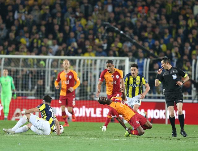 Fenerbahçe'nin Kadıköy'deki derbi serisi sürdü