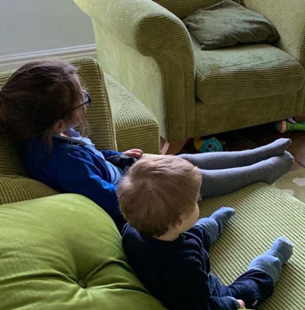 Almula Merter: Çocuklarım eve girdiği gün... - Magazin haberleri