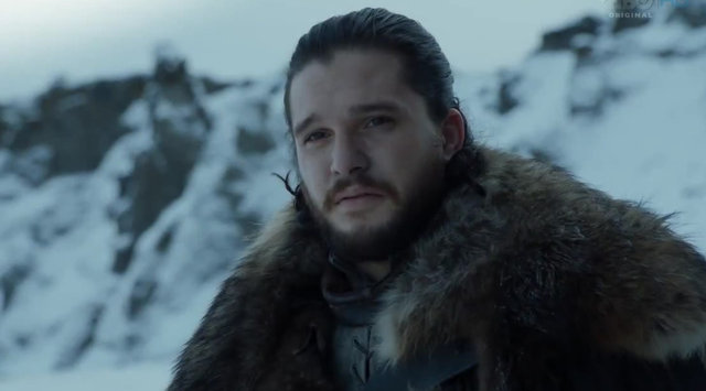 Game Of Thrones'un 8. sezonu başladı! Büyük sürpriz...