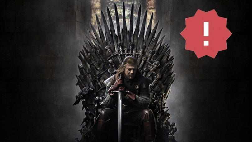 Game Of Thrones spoiler'ları