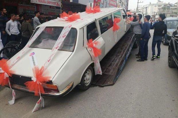 1978 model otomobil