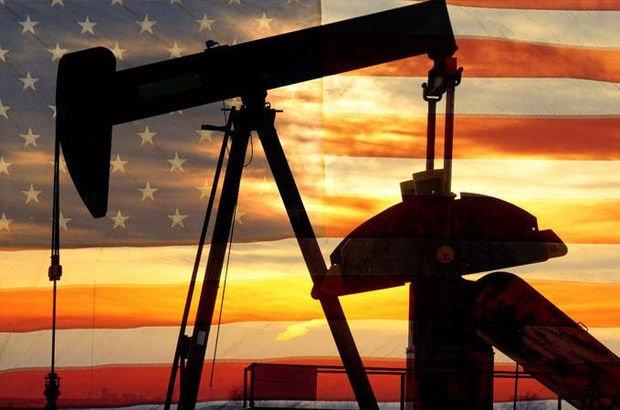 ABD petrol üretimi