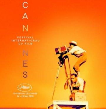 Agnes Varda, Cannes 2019'un afişinde