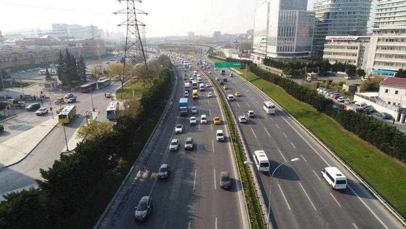 İstanbul'da bu yollar yarın kapalı