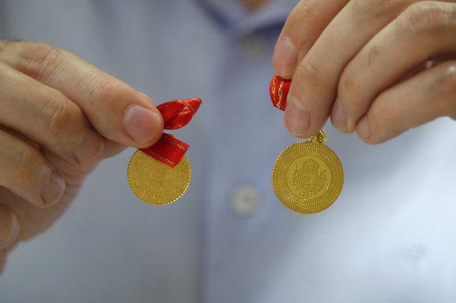 SON DAKİKA | altın fiyatları! Çeyrek altın gram altın fiyatları düştü! 16 Nisan canlı altın fiyatı
