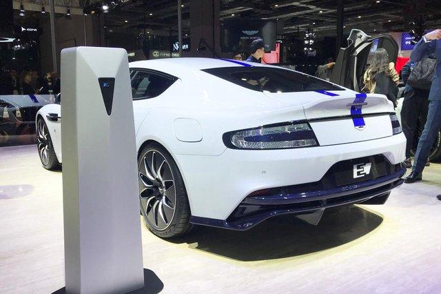 Çin'in en büyük otomobil fuarı başladı! İşte ilk kez göreceğiniz otomobiller