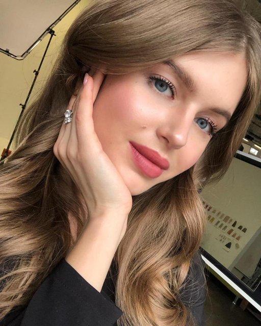 Rusya'nın en güzel kızı seçildi! İşte Miss Russia 2019 kazananı Alina Sanko