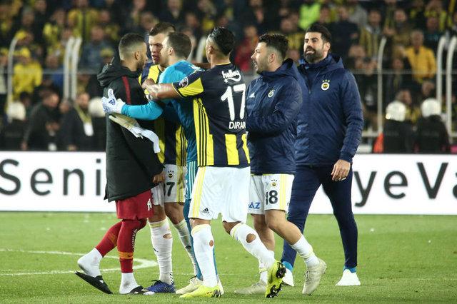 Fenerbahçe - Galatasaray derbisinin VAR konuşmaları ortaya çıktı