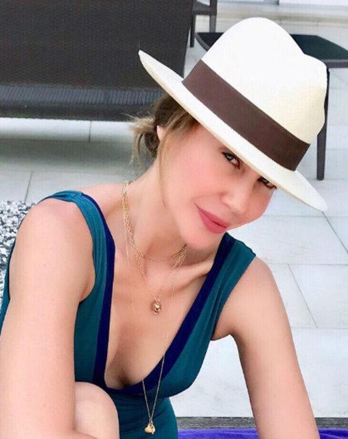 Demet Şener'den 'hamilelik' açıklaması - Magazin haberleri