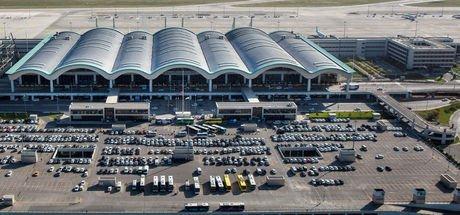 Sabiha Gökçen Havalimanı'nı 4 günde 403 bin 714 yolcu kullandı
