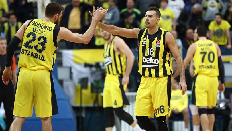 Fenerbahçe Beko Zalgiris Kaunas maçı ne zaman, saat kaçta, hangi kanalda?   EuroLeague Haberleri