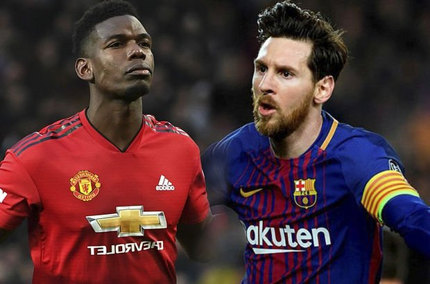 Barcelona Manchester United