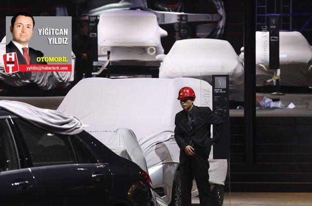 Şangay Otomobil Fuarı