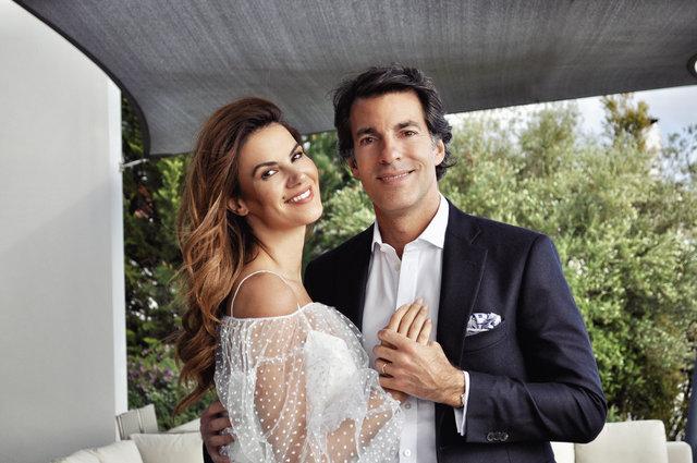 Tülin Şahin, Pedro de Noronha ile Portekiz'de evlendi! Pedro de Noronha kimdir? - Magazin haberleri