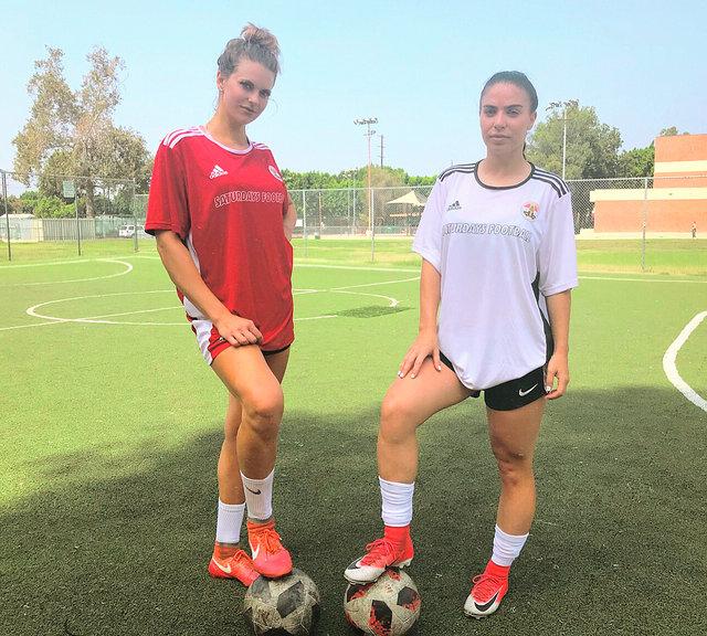 Futbol oynarken keşfedilen güzel: Lauren Marie Sesselmann