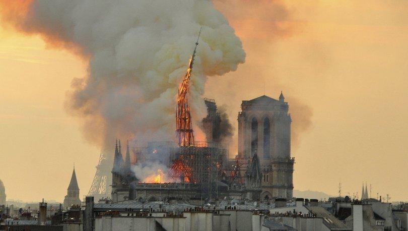 Notre Dame yangını