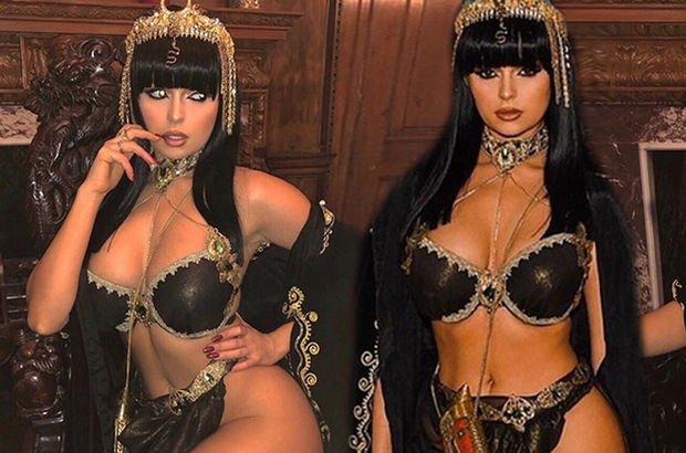 Kleopatra oldu