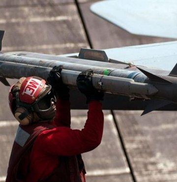 Türkiye, ABD'den AIM-9X füzesi alacak