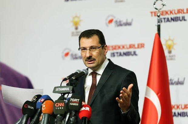 AK Parti Genel Başkan Yardımcısı İhsan Yavuz