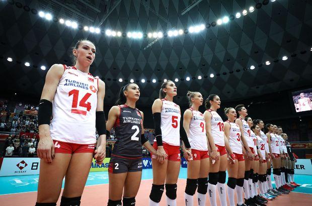 A Milli Kadın Voleybol Takımı